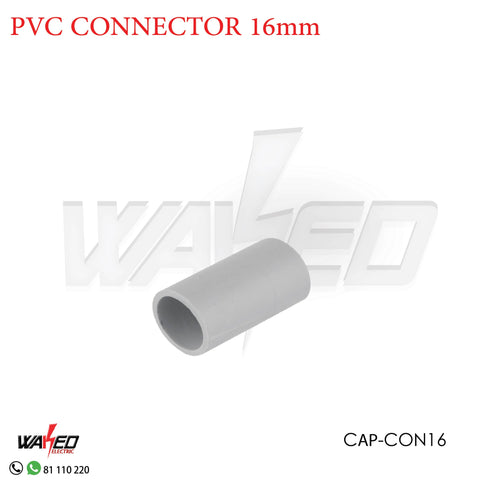 PVC Connector - 16mm