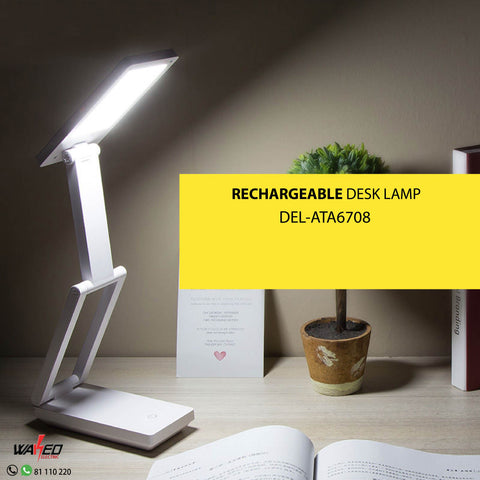 Rechargeable Desk Lamp