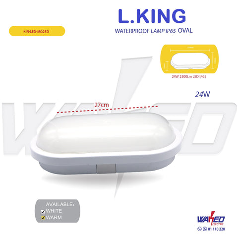 Wall Led Lamp - 24Watt - L.King