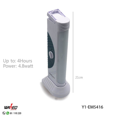 Led Emergency Light - 4.8W