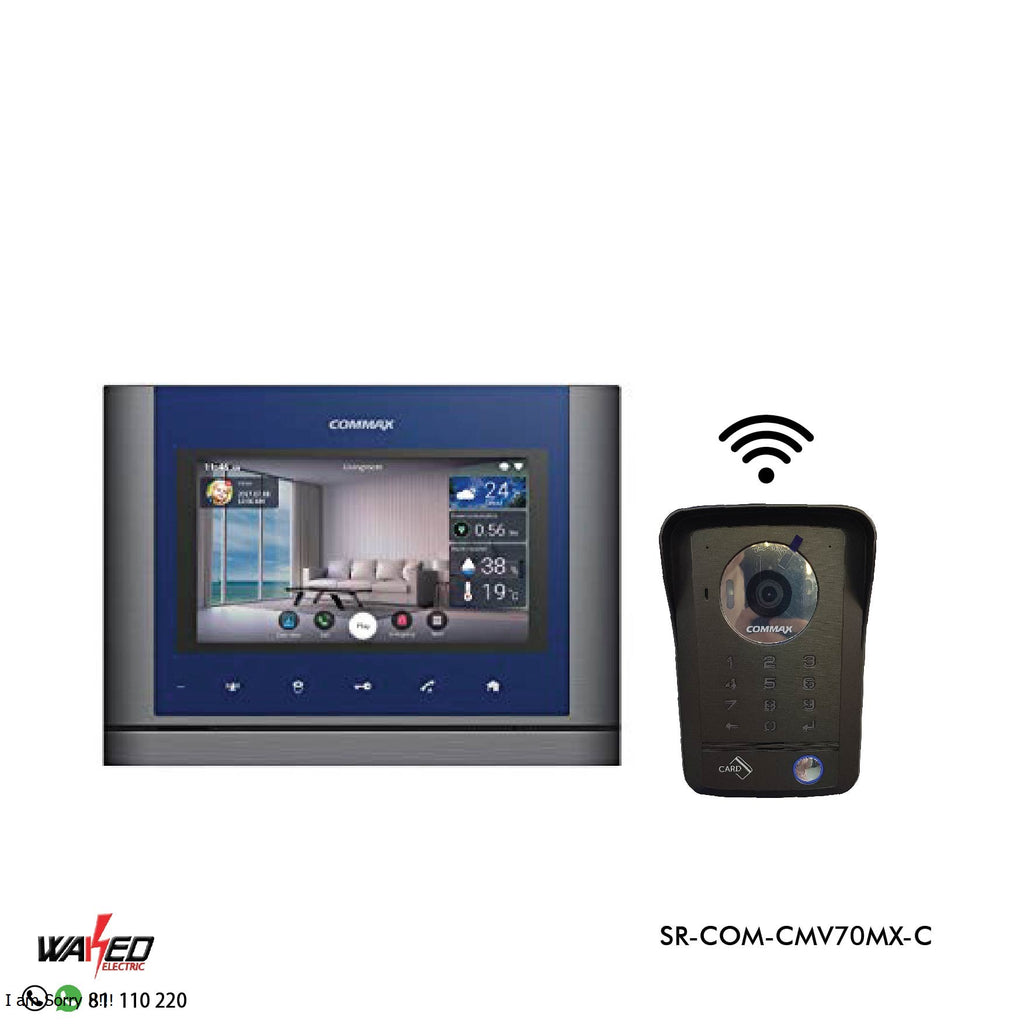 Commax Smart Video Intercom Monitor CMV-70MX