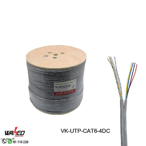 Coxial Cable - RG59 - 100Y
