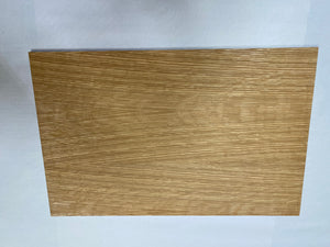 "1/4"" Qtr swn. White Oak, 2 sided"