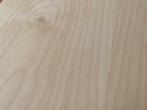 Maple Veneer 3m backed