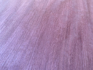 Purple Heart Veneer 3m backed