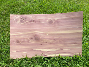 Aromatic Cedar Veneer 3m backed