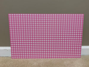 PatternPly Pink Gingham