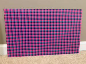 PatternPly Pink Plaid