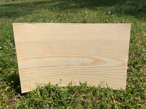 Carolina Pine Veneer 3m backed