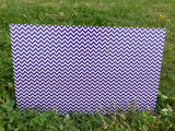 PatternPly Purple and White Chevron