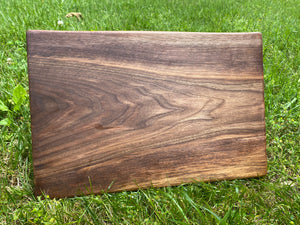 Solid Walnut Cutting Board