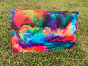PatternPly Rainbow Storm, 2 sided