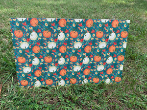 PatternPly Pumpkin Patch, 2 sided