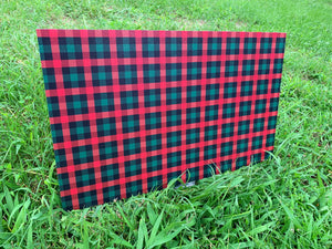 PatternPly Christmas Plaid, 2 sided