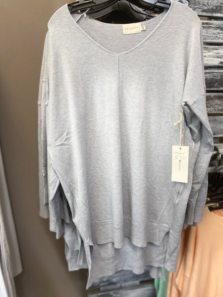 Soft High Low Tunic (plus)