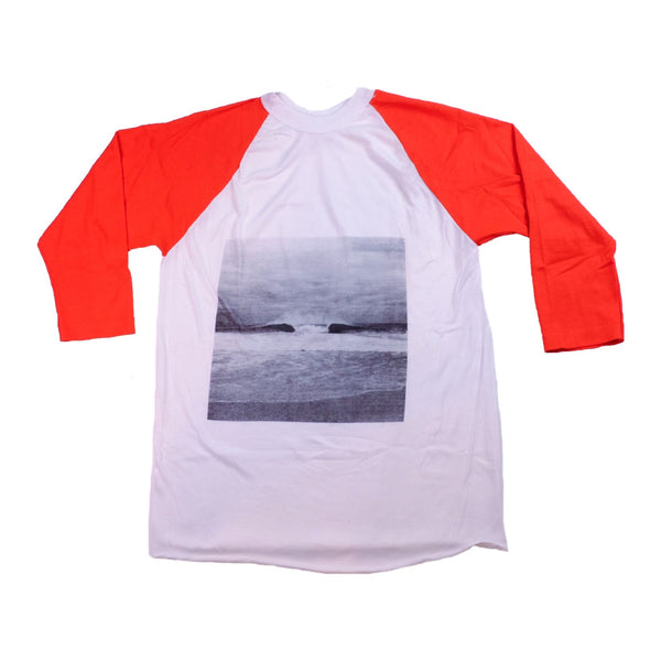 New York A-Frame Raglan Tee (Memories NY Exclusive)
