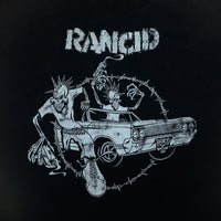 Vintage 90s RANCID punk band tee - XL