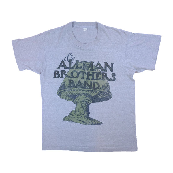 Vintage 1990 The Allman Brothers Seven Turns Tour tee - L