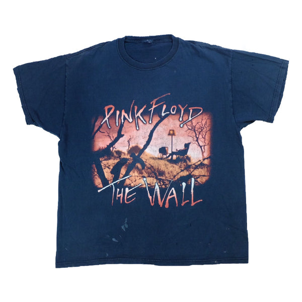 Vintage 90s PINK FLOYD THE WALL band tee - L