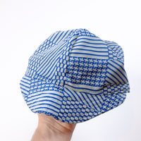 Vintage 60s plaid hat