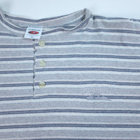 90s Quiksilver Striped Surf T-Shirt - XL