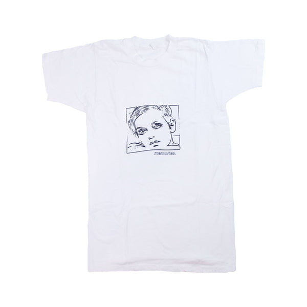 Twiggy Portrait Tee (Memories NY Exclusive)