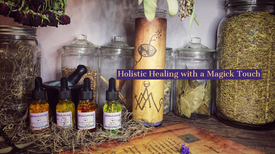 Welcome To Magickal Healing Arts!