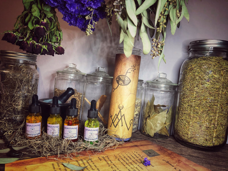 How To Use Magickal Healing Arts Products- Quick Guide