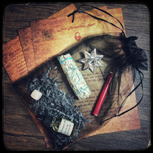 Load image into Gallery viewer, Love Attraction Spell Kit- Full Ritual Kit with Tools Needed To Perform Spell