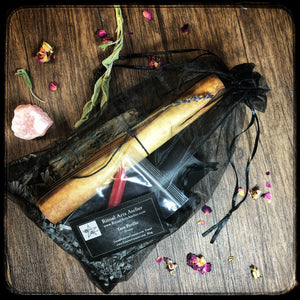 Love Attraction Spell Kit- Full Ritual Kit with Tools Needed To Perform Spell