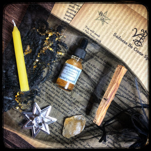 Sadness Be Gone Spell Kit