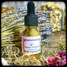 Load image into Gallery viewer, Empath Protection Cajun Hoodoo Conjure Oil