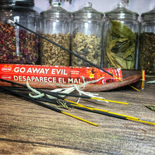Load image into Gallery viewer, HEM Go Away Evil Incense Sticks- Box of 20