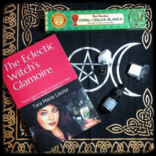 Load image into Gallery viewer, Beginner Witch Kit-  Altar & Candle Magick Tools for New Witches