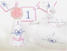 Load image into Gallery viewer, Sweetest Cupcake 1st Birthday Milestone Party Set - Personalized