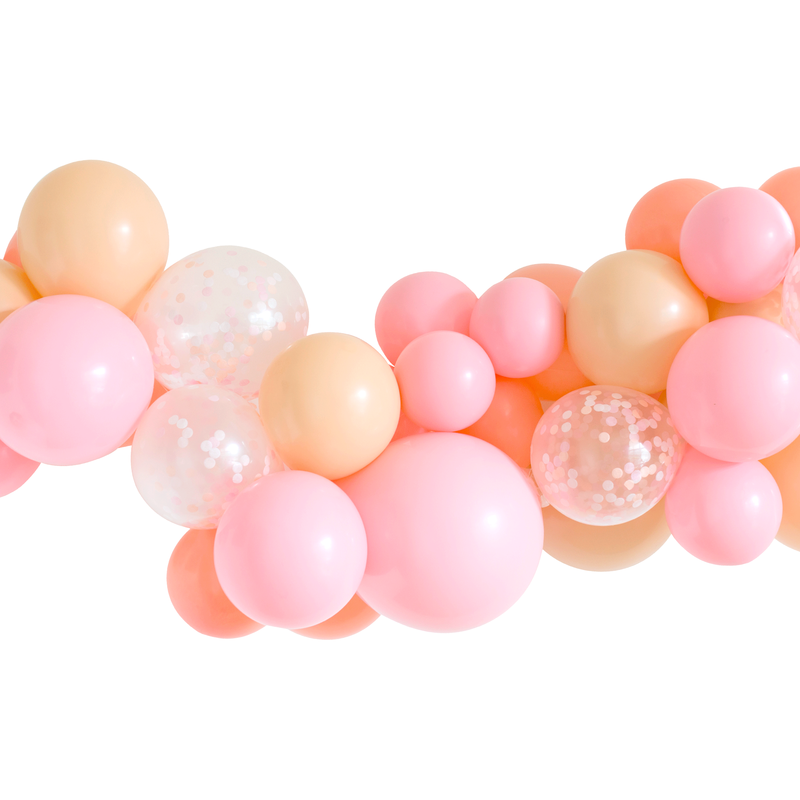 CANDY BALLOON GARLAND