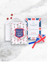 Load image into Gallery viewer, LONDON PARTY COLLECTION ROYAL PRINCE BIRTHDAY BOX - THE FANCY