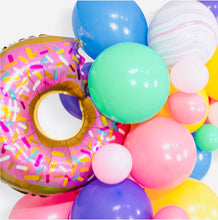 Load image into Gallery viewer, DONUTS FOREVER BALLOON GARLAND KIT
