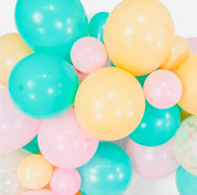 Load image into Gallery viewer, ICE-CREAM DREAM CELEBRATION BALLOON GARLAND KIT