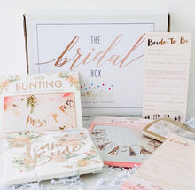 Load image into Gallery viewer, The At-Home Bridal Box