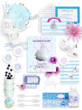 Load image into Gallery viewer, A GIRL, A SHOE, A PARTY COLLECTION CINDERELLA PARTY BIRTHDAY BOX - THE FANCY
