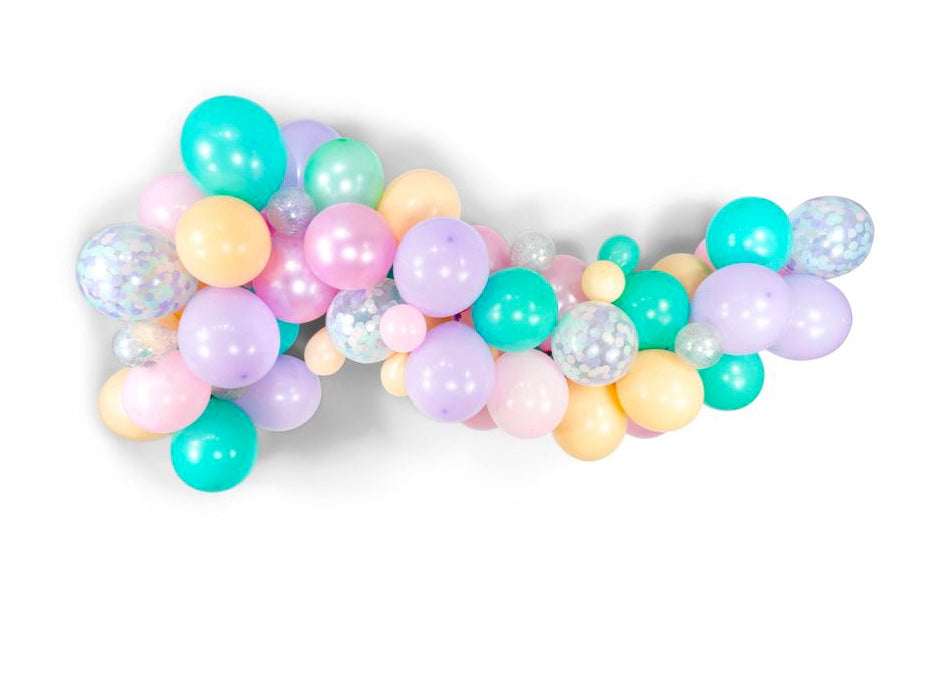 UNICORN BALLOON GARLAND KIT