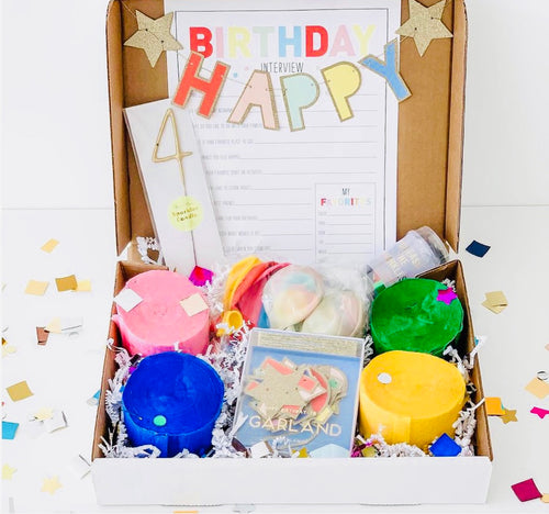 The At-Home Birthday Celebration Box
