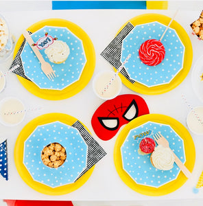 Super Duper Hero Set from $40