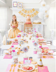 BEAUTY & THE BEAST COLLECTION PRINCESS PARTY IN A BOX - THE LUXE