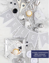 Load image into Gallery viewer, METALLICS PARTY COLLECTION SILVER PARTY IN A BOX