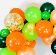 Load image into Gallery viewer, Cinco De Mayo BALLOON GARLAND KIT