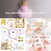 Load image into Gallery viewer, RECITAL DE BALLET PARTY COLLECTION BALLERINA PARTY BIRTHDAY BOX - THE LUXE