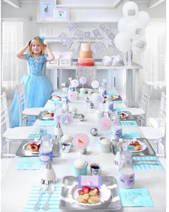 A GIRL, A SHOE, A PARTY COLLECTION CINDERELLA PARTY BIRTHDAY BOX - THE LUXE