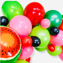Load image into Gallery viewer, WATERMELON BALLOON GARLAND KIT
